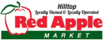 Hilltop Red Apple logo
